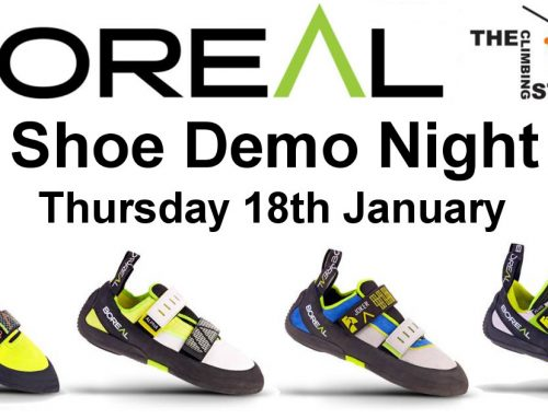 Boreal Shoe Demo on 18th January
