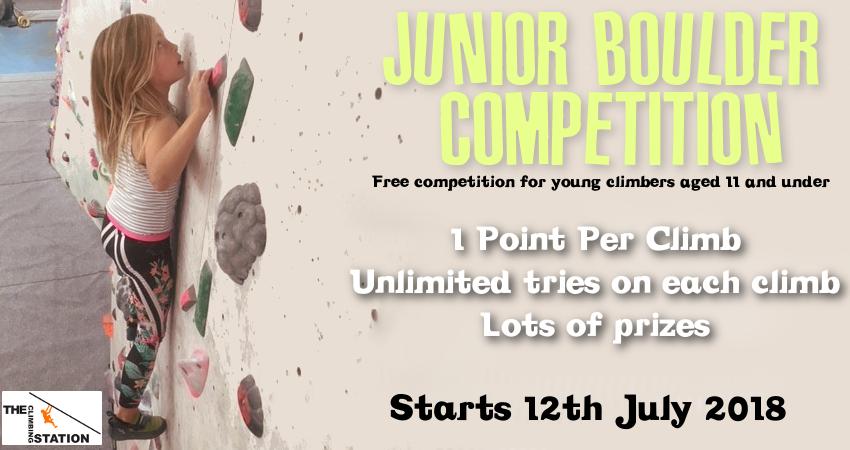 Junior comp 2018 Poster