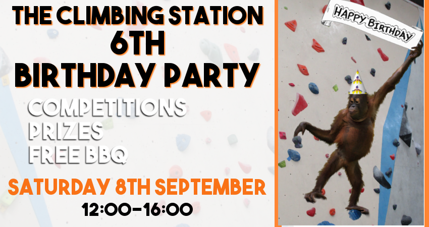 Birthday Party - 8th September